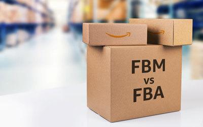 Aamazon FBA vs FBM
